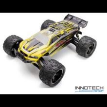 XLH 9116 profi Truggy Racer 2WD 40km/h nagy sebességű 1:12 RC távirányítós autó (40 km/h Truggy Racer versenyautó) - sárga