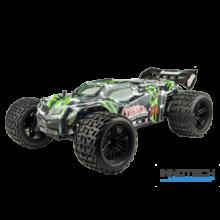 VRX Racing COBRA EBL RTR profi RC versenyautó Brushless 4WD 60km/h nagy sebességű 1:8 RC távirányítós autó (60 km/h Racing COBRA-EBL Buggy verseny autó)