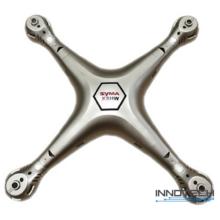 Syma X8HW felső drón ház (ezüst felső drón váz burkolat test X8HW-01)