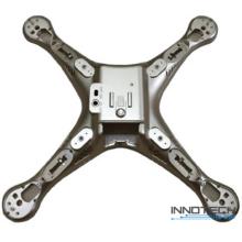 Syma X8HW alsó drón ház (ezüst alsó drón váz burkolat test X8HW-02)