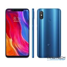 Xiaomi Mi 8 128 GB / 6 GB RAM Dual Sim kártyafüggetlen okostelefon (4G LTE magyar menü) Kék