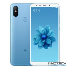 Xiaomi Mi A2 32GB 4GB RAM DualSim kártyafüggetlen okostelefon (Mi A2 4 GB / 32 GB 4G LTE Dual Sim mobiltelefon magyar menü) - Kék