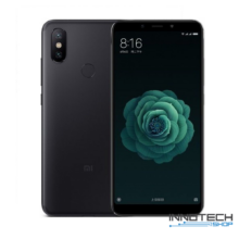Xiaomi Mi A2 64GB 4GB RAM DualSim kártyafüggetlen okostelefon (Mi A2 4 GB / 64 GB 4G LTE Dual Sim mobiltelefon magyar menü) - Fekete
