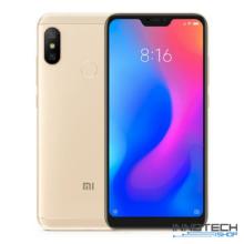 Xiaomi Mi A2 Lite 64GB 4GB RAM DualSim kártyafüggetlen okostelefon (Mi A2 Lite 4 GB / 64 GB Dual Sim mobiltelefon magyar menü) - Arany