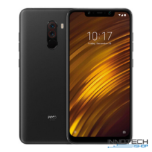 Xiaomi Pocophone F1 128 GB / 6 GB RAM Dual Sim kártyafüggetlen okostelefon (4G LTE magyar menü) Fekete
