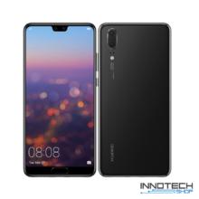 Huawei P20 128 GB / 4 GB RAM Dual Sim kártyafüggetlen okostelefon (4G LTE magyar menü) Fekete