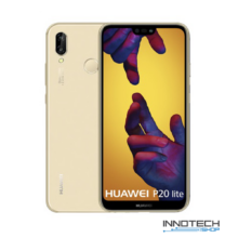 Huawei P20 Lite 64 GB / 4 GB RAM Dual Sim kártyafüggetlen okostelefon (4G LTE magyar menü) Arany