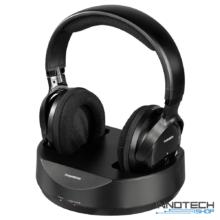 Thomson WHP3001B bluetooth vezeték nélküli fejhallgató - fekete (131957)