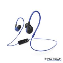 Hama CLIP-ON stereo bluetooth sport headset fülhallgató - kék (177078)