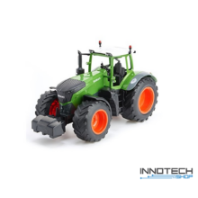 Távirányítós traktor 1:16 RC játék munkagép Double Eagle E351-003 RTR Double E