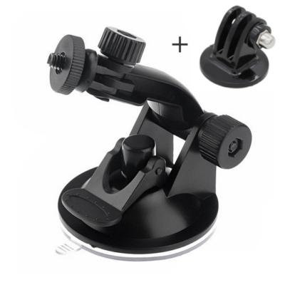 SJCAM / SONY / GoPro akció kamera autós tartó tapadókorong rögzítő konzol plusz átalakító SJ/GP-59B SJ GP-59B