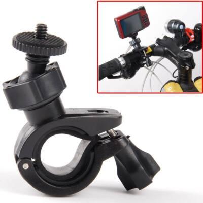 SJCAM / SONY / GoPro akció kamera kerékpár kormány váz gömbcsuklós rögzítő tartó SJ/GP-126 SJ GP-126