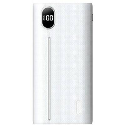Joyroom D-M201 Plus Qick QC 3.0/PD 20000 mAh Powerbank - Fehér