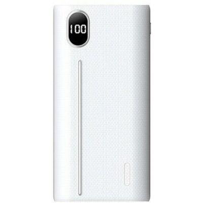 Joyroom D-M201 Plus Qick QC 3.0/PD 20000 mAh Powerbank - Fehér