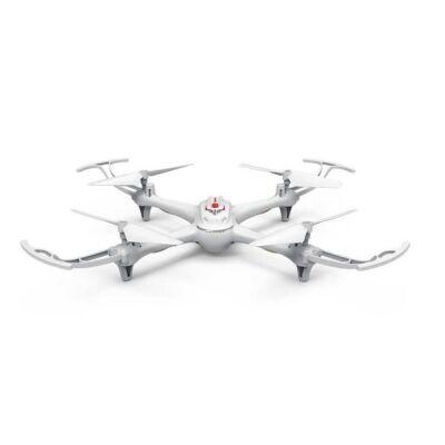 Syma X15A drón quadcopter 28.9cm 2.4GHz (légnyomásérzékelő automata magasságtartással) - fehér