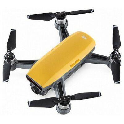 DJI SPARK drone (Sunrise Yellow)