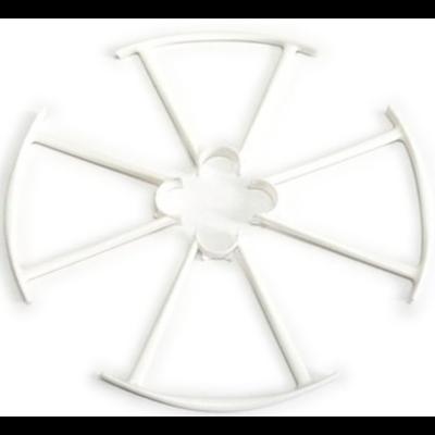 Syma X22W rotorvédő 4 db (fehér propellervédő X22W- 05)