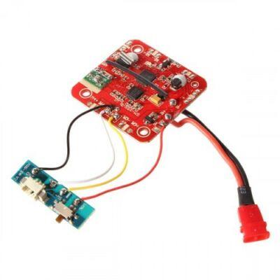 Syma X5HW alaplap (receiver X5HW-09)