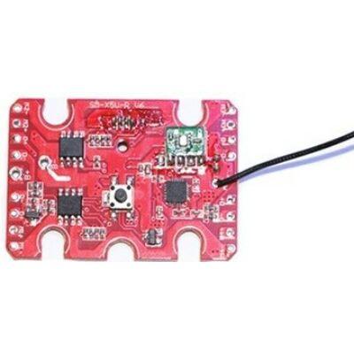 Syma X5UW alaplap (receiver X5UW-16 X5UW-17)