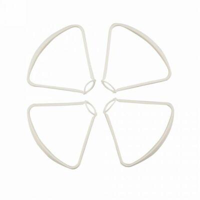 Syma X23W rotorvédő 4db (fehér propellervédő X23-04)