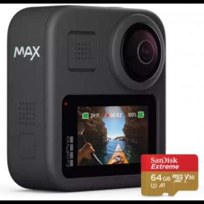 GoPro MAX 360 fokos akciókamera