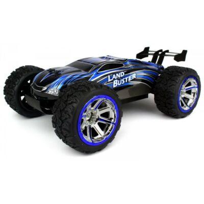 NQD 1:12 Land Buster 4WD 25km/h RC távirányítós sziklamászó off road játék autó 40 Mhz  - kék BEMUTATÓ DARAB
