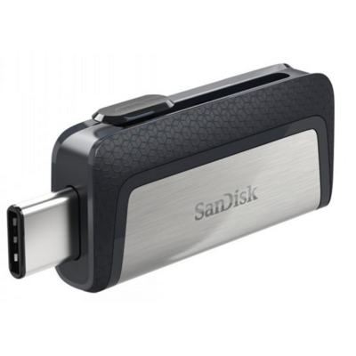 Sandisk Dual Drive 32 GB pendrive type-c usb 3.1 150 MB/s (173337)