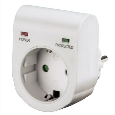 Hama hálózati túlfeszültség védő adapter - fehér (47771)