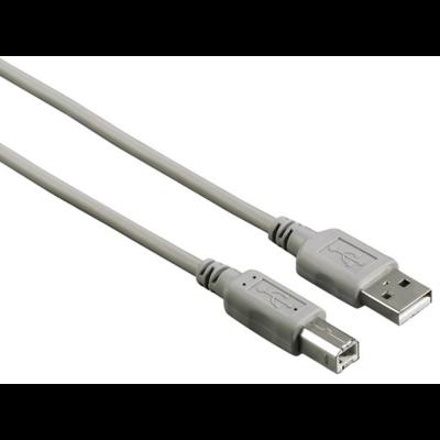 Hama Eco usb-a - usb-b adapter adat kábel 3,0 m (29100)