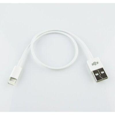 DJI Inspire 2 Lightning - USB kábel (26 cm)