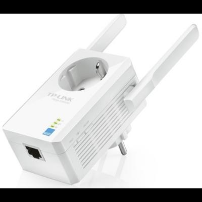 TP-LINK Wireless Range Extender N-es 300Mbps + Konnektor aljzat, WA860RE (168735)