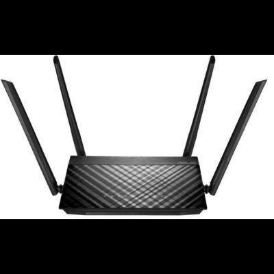 ASUS Wireless Router Dual Band AC1500 1xWAN(1000Mbps) + 4xLAN(1000Mbps) + 1xUSB, RT-AC59U V2