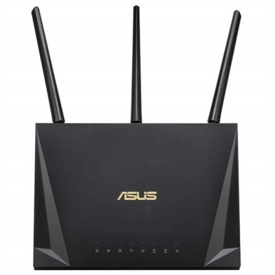 ASUS Wireless Router Dual Band AC2400 1xWAN(1000Mbps) + 4xLAN(1000Mbps) + 1xUSB, RT-AC85P (263657)