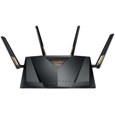 ASUS Wireless Router Dual Band AX6000 1xWAN(1000Mbps) + 8xLAN(1000Mbps) + 2xUSB, RT-AX88U (258607) (258607)
