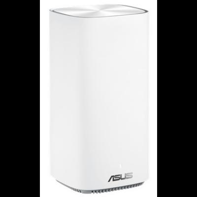 ASUS Wireless ZenWifi Mini Mesh Networking system AC1500, CD6 2-PK WHITE (287040)