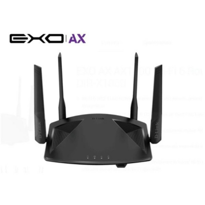 D-Link DIR-X1860 AX1800 Wi-Fi 6 Router (288263)