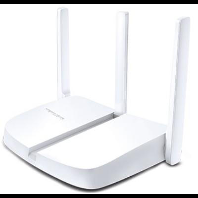 MERCUSYS Wireless Router N-es 300Mbps 1xWAN(100Mbps) + 3xLAN(100Mbps), MW305R (275822)