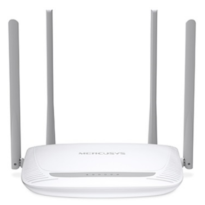 MERCUSYS Wireless Router N-es 300Mbps 1xWAN(100Mbps) + 3xLAN(100Mbps), MW325R (275820)