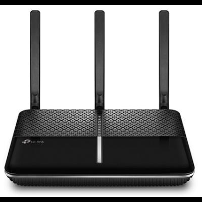 TP-LINK Wireless Router Dual Band AC2300 1xWAN(1000Mbps) + 4xLAN(1000Mbps) + 1xUSB, Archer C2300 (248051)