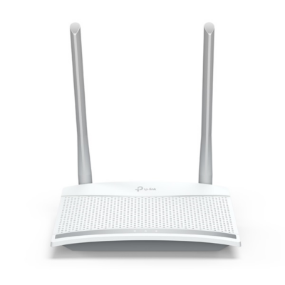 TP-LINK Wireless Router N-es 300Mbps 1xWAN(100Mbps) + 2xLAN(100Mbps), TL-WR820N