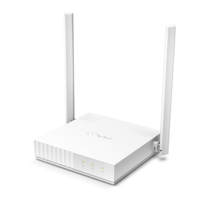 TP-LINK Wireless Router N-es 300Mbps 1xWAN(100Mbps) + 4xLAN(100Mbps), TL-WR844N (282821)