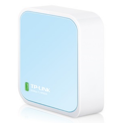 TP-LINK Wireless Router N-es 300Mbps 1xWAN/LAN(100Mbps), TL-WR802N (223756)