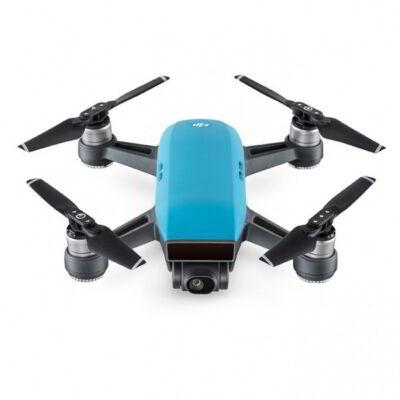 DJI Spark Sky Blue (Kék) (2 év garanciával)