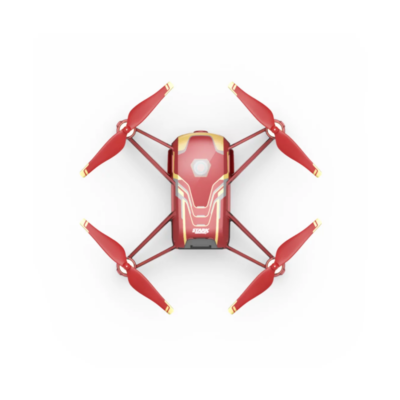 DJI Tello Iron Man Edition intelligens játékdrón (2 év garanciával)