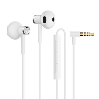 Mi Dual Driver Earphones fülhallgató  (3.5mm) - FEHÉR (XMMDDE35MMW)