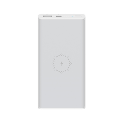 Xiaomi Mi 10000 mAh Wireless Power Bank Essential - FEHÉR (XM10KMIWLPBEWH)