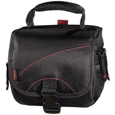 Hama Astana 100 fotós táska 10,5x7,5x14,5 cm fekete (115715 fotóstáska)