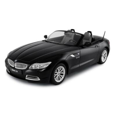BMW Z4 Cabrio 1:12 35,4cm távirányítós modell autó Rastar 40300 RTR modellautó - fekete