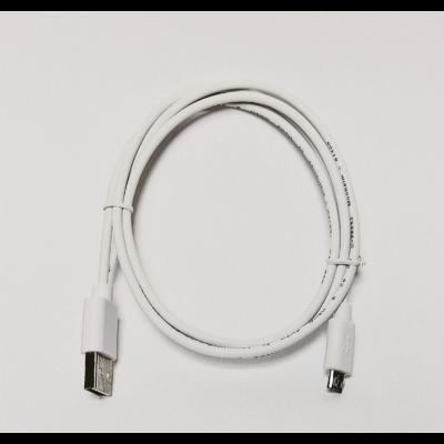 Hama adatkábel Micro USB, 1 m - fehér (20071)