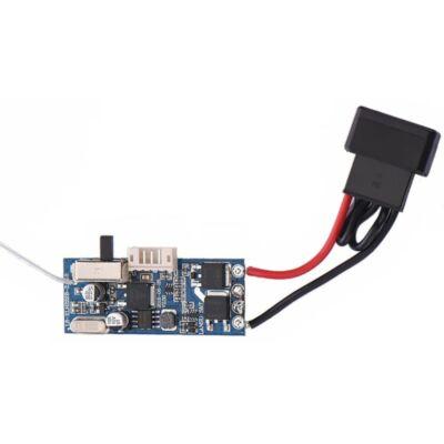 XLH 9115 9116 RC távirányítós autó alaplap receiver 2.4GHZ